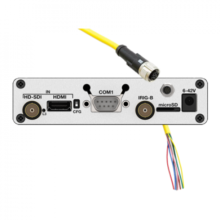 Panel-with-Single-Connector-and-Cable